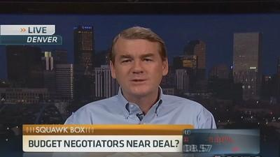Sen. Bennet: Hoping to negotiate on immigration reform