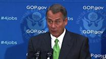 Boehner: Obama will have to negotiate on debt limit