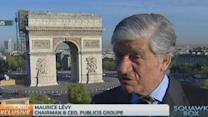 European growth showing 'strength': Publicis CEO
