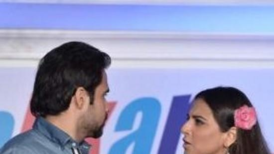 SHOCKING: Emraan And Vidya Caught Fighting