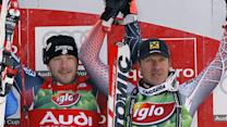 Bode Miller on Hermann Maier
