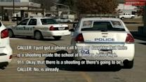 911 call puts school on lockdown