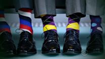 Men's socks: From commodity to luxury
