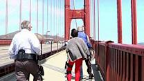 Device Helps Stroke Victims Walk Golden Gate