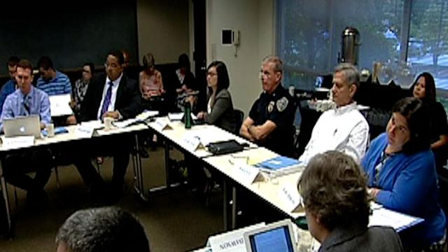 UNC task force discusses sexual assaults