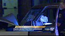 West Allis police investigate crash