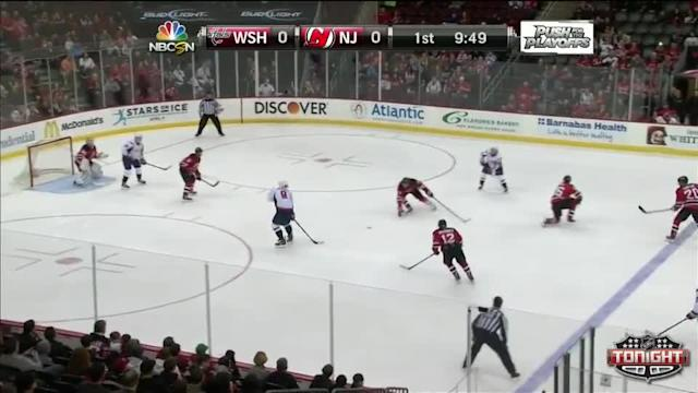 Washington Capitals at New Jersey Devils - 04/04/2014