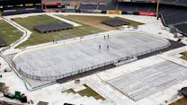 Is the NHL overdoing Outdoor games?