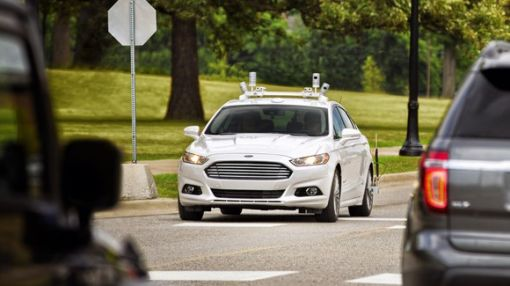 Why Ford Is Taking the Slower Road to Self-Driving Technology