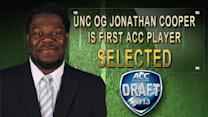 UNC OG Jonathan Cooper is 1st ACC Player Selected