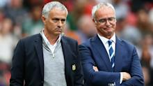 Mourinho pays tribute to axed Leicester boss Ranieri