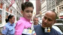 Boy Reunited With FDNY Heroes Who Saved His Life