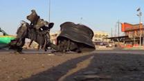 Car bomb attacks kill 21 in Baghdad