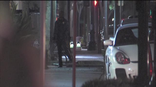 St. Pete Police Officer Shoots Dog