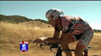 Cyclists Gear Up For Race Across America
