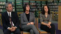 Newtown tragedy casts shadow on N.Y. school