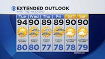 CBSMiami.com Weather @ Your Desk 7/28/14 6:30 PM