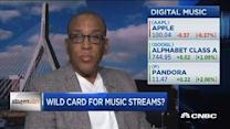 Wild card for music streams?