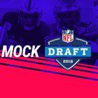 NFL Mock Draft 2018: Bills jump Jets for preferred QB; Broncos settle