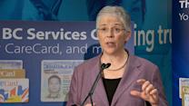 RAW: Minister defends BC Services Card