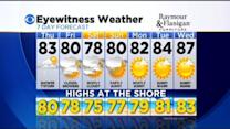 Kate's Wednesday 11 PM Forecast: August 20, 2014