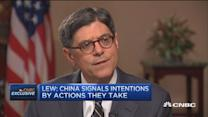 Jack Lew: Can China stick to reform plan?