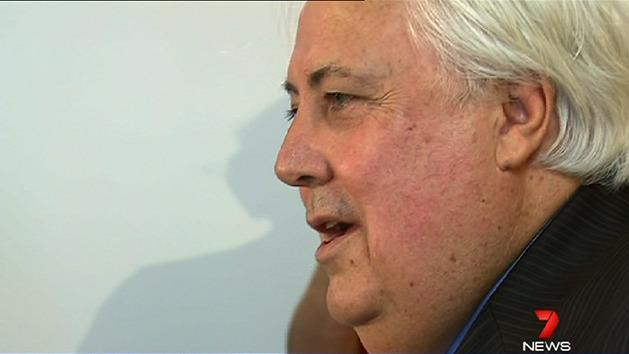 Clive Palmer launches United Aus Party