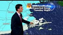 WBZ AccuWeather Evening Forecast For March 2