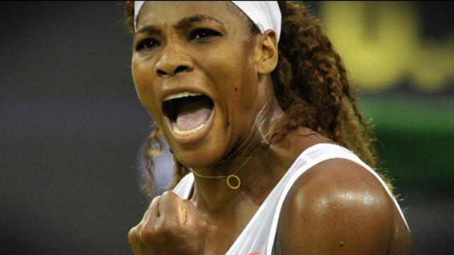 Wimbledon - Serena Williams prend 'Date'