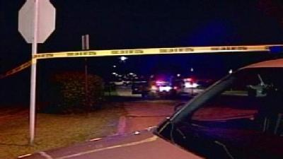 Police: Officer Involved In Shooting At Traffic Stop