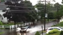 Storm Brings Floods, Tornado to Boston Area