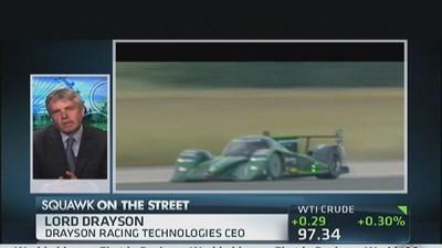 Electric Car Breaks Record; Exceeds 200 MPH