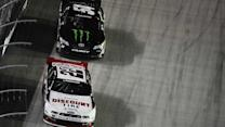 Blaney: Kyle Busch was restarting really late