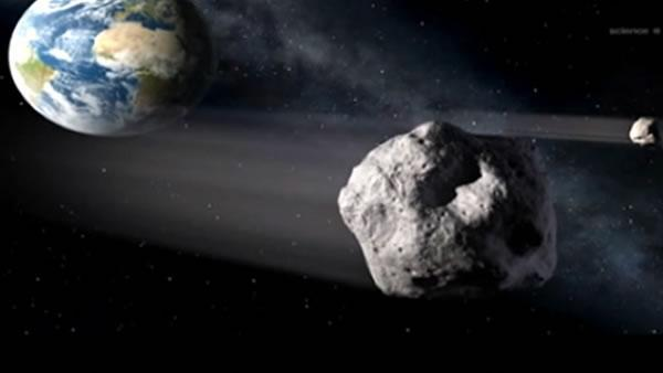 150-foot asteroid will buzz Earth, no need to duck