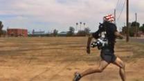 Jetpack to Help Soldiers Run 4-Minute-Mile
