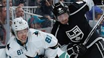 Two Minute Minor - Playoff chances for Sharks, Kings