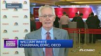 OECD's White: ECB QE not enough to revive Europe