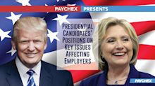 Countdown to Election Day: Paychex Identifies Top Regulatory Issues Impacting Small Businesses