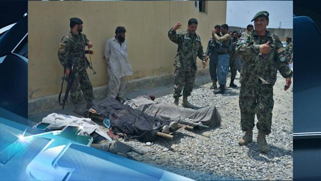 Breaking News Headlines: Suicide Bomber Kills Self, Other Bomber and 8 Passersby in Afghanistan