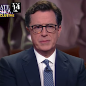 Watch: Stephen Colbert says everything you wish you could say to Ryan Lochte