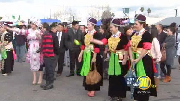 Hmong New Year celebrations begin at fairgrounds