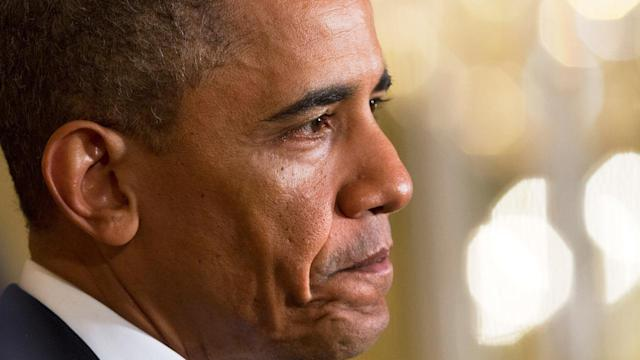 Obama says he won't tolerate political bias at IRS