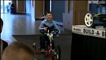'My Bike' program gives kids with disabilities chance to ride
