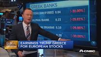 European markets close: Greece reopens