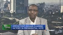 Nigeria elections: Buhari claiming victory