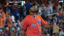 Mejia earns the save