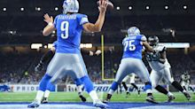 Matthew Stafford and the Lions are masters of the 2-minute offense