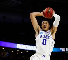 Duke forward Jayson Tatum to declare for NBA draft