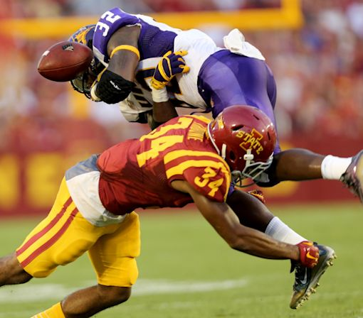 Iowa State DB Nigel Tribune arrested for OWI