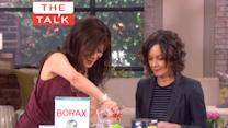 The Talk - Sara Gilbert's Eco-Friendly Holiday Gifts